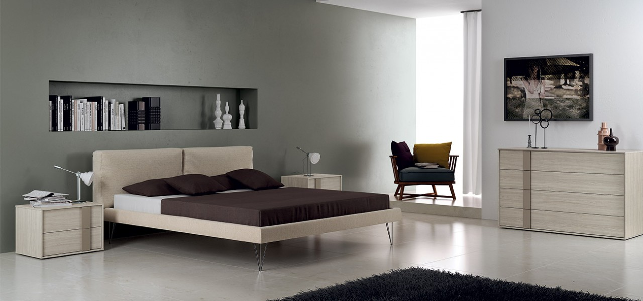 Schiano arredamenti design dell 39 abitare for Camere da letto made in italy