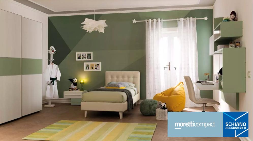 Moretti Compact: promozione tasso zero | Schiano Arredamenti